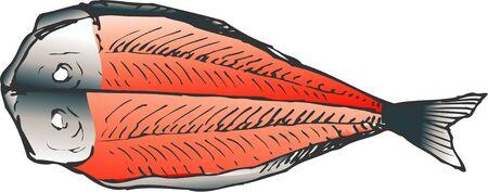 mackerel: Open taste