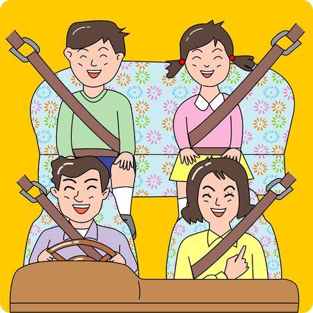 seat belt: Seat belt Stock Photo