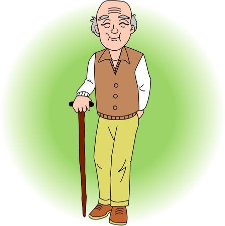 Hombre viejo