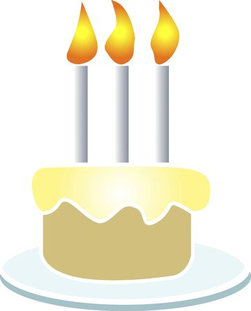 provisions: Cake Stock Photo