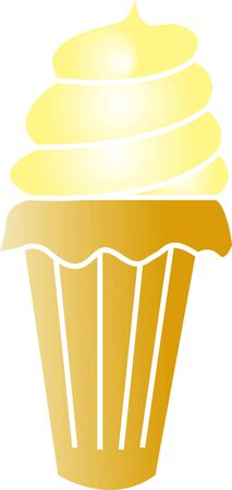 soft serve: Soft serve ice cream