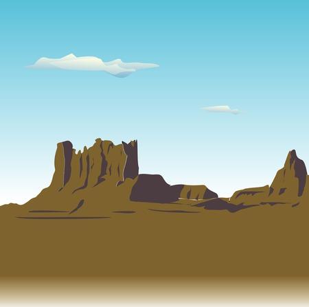monument: Monument Valley Stock Photo