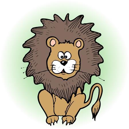 carnivora: Lion Stock Photo