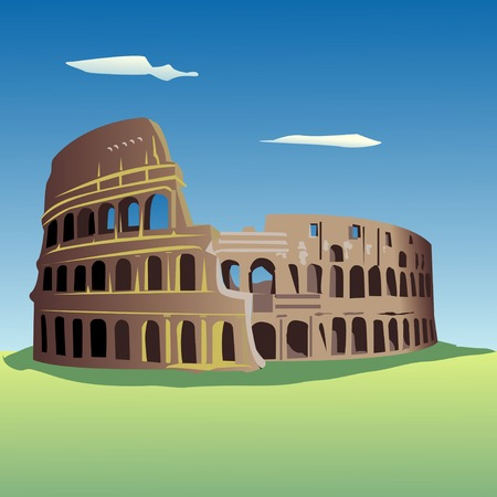 points of interest: Colosseum