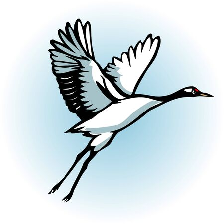 living organism: Crane