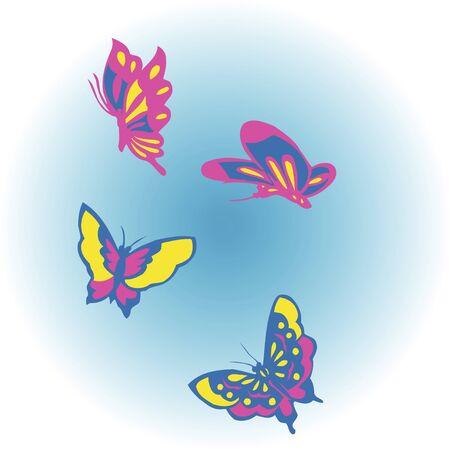 living organisms: Butterfly
