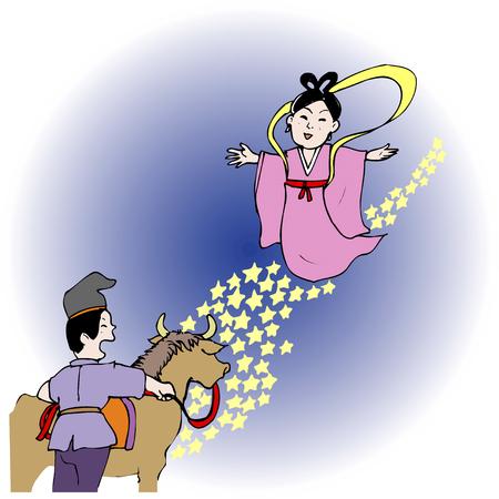 traditional events: Tanabata