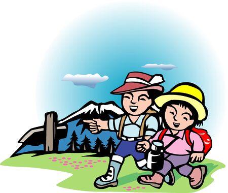 hiking: Hiking