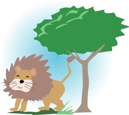 living organism: Lion Stock Photo