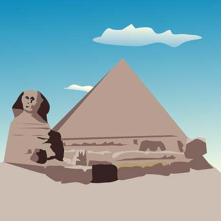 points of interest: Pyramid Stock Photo