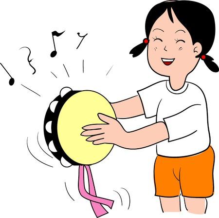 tambourine: Pandereta