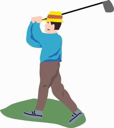 男子ゴルフ