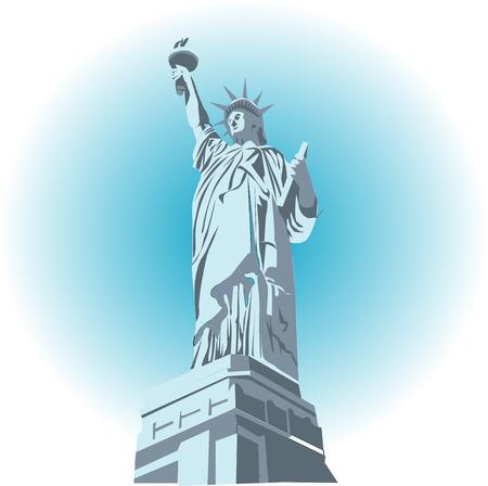 points of interest: Freedom goddess
