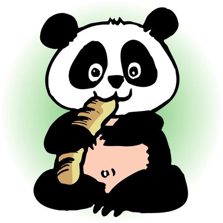 southwest asia: Panda