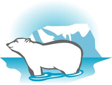 mammalian: Polar bear