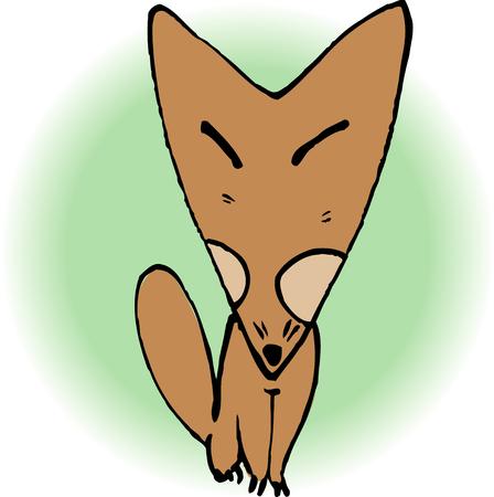 living thing: Fox