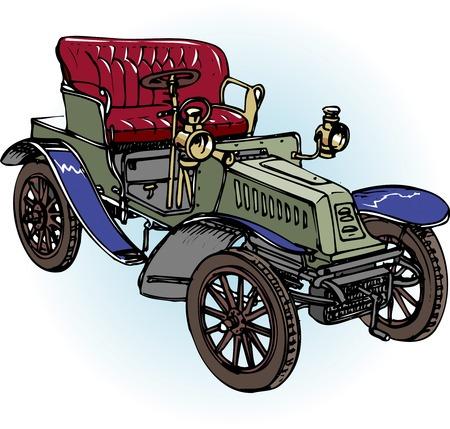 car: Classic car Stock Photo