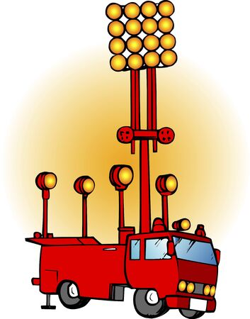 lighting: Power lighting car
