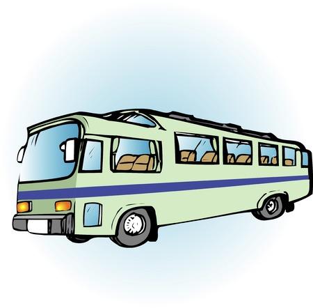 サロン バス