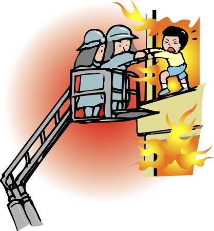 fire rescue: Fire rescue