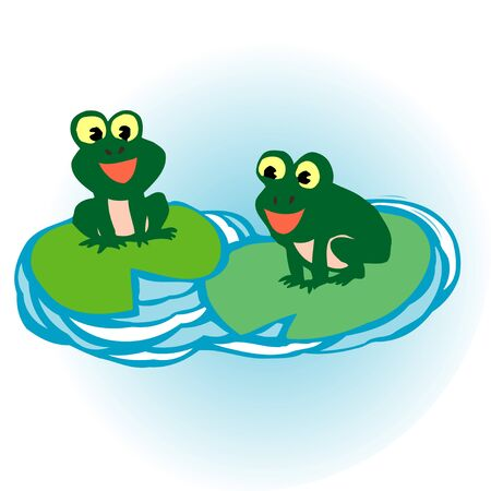 living organism: Frog Stock Photo