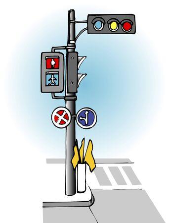 signals: Traffic signals