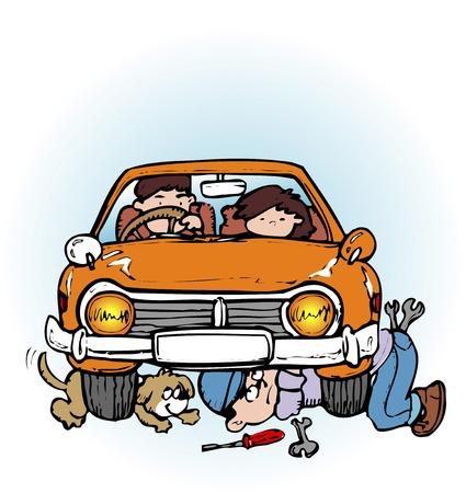 car: Car repair