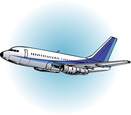 boeing: Boeing 737 Stock Photo