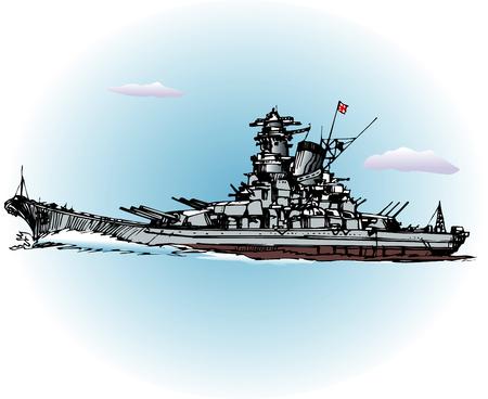 battleship: Battleship Yamato