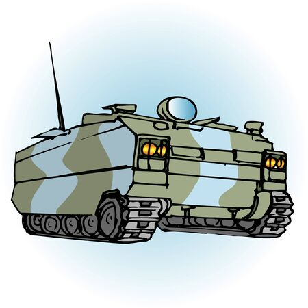 armored: Armored car