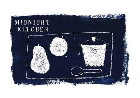 in midnight: Midnight Kitchen