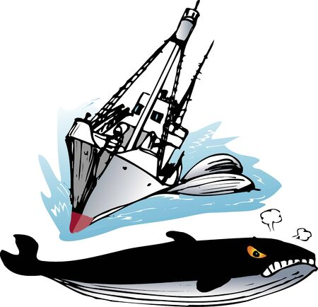 whaling: Catcher boat
