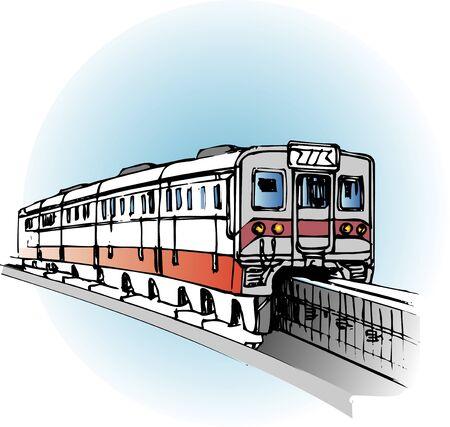 monorail: Matagaza-shiki monorail