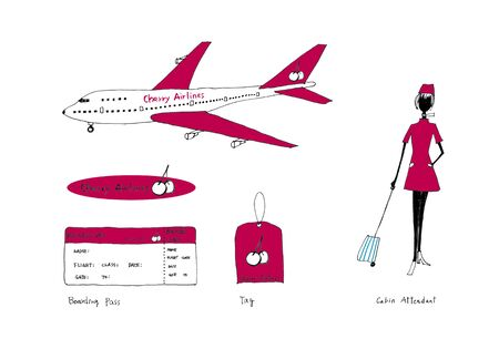 항공 디자인