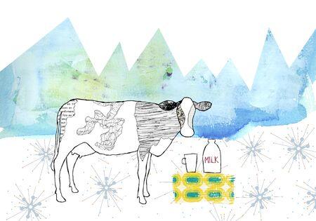 living organism: Fresh milk