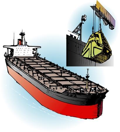 ore: Ore ship