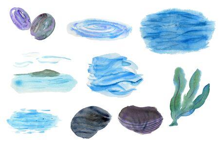 sea water: Sea