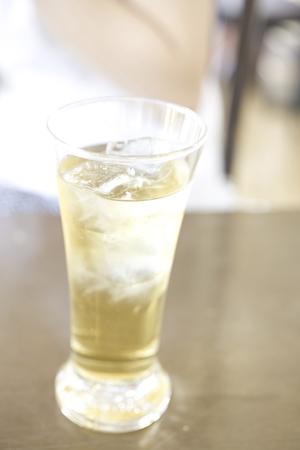 リンゴ ジュース 写真素材