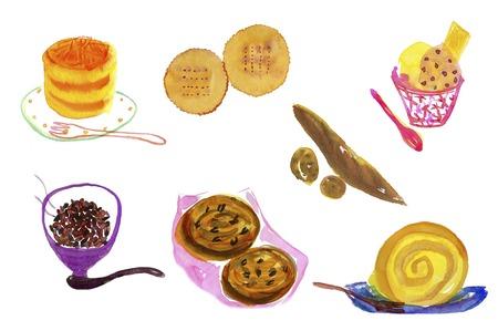 gelato: Suites and bread
