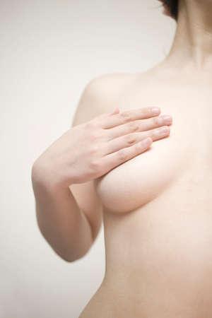 nude woman: Nude