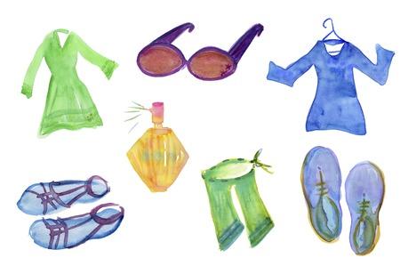 eau de perfume: Summer Fashion