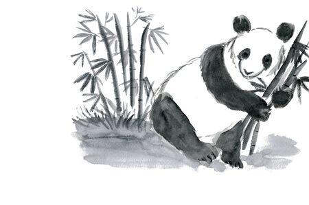 sumi: Panda