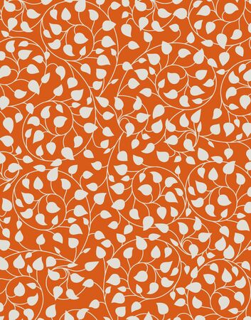 fabric design: Pattern Stock Photo