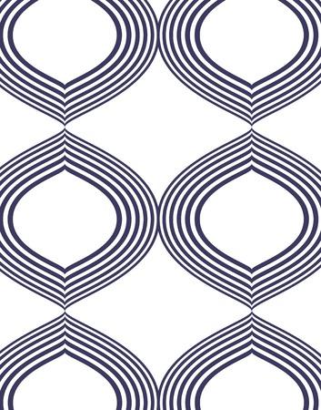 birthplace: Modern pattern patterns Stock Photo