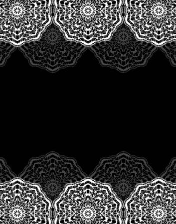 ancestry: Lace pattern Stock Photo
