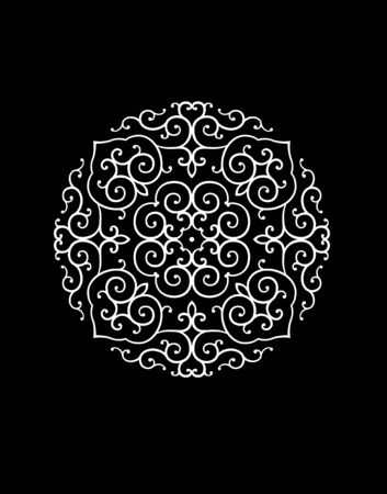 민족 패턴