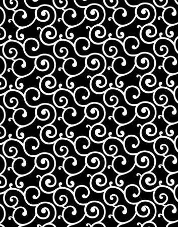 geometrical pattern: Ethnic pattern pattern Stock Photo