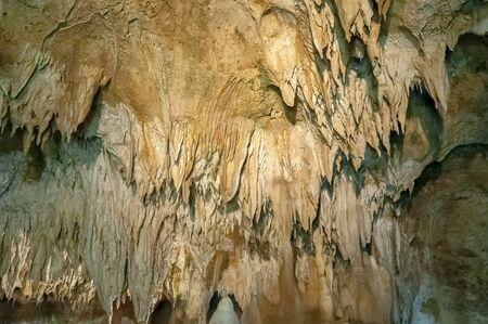 ryukyu: Ishigaki Island cave Interior