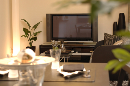 TV and dining image
