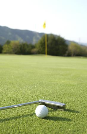 ゴルフのパター